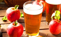 fruit juice concentrate and puree for craft brewing and hard cider beers