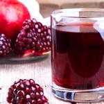 pomegranate juice concentrate