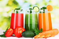 vegetable juice concentrates