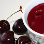 bulk cherry puree