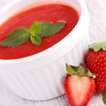 bulk strawberry puree